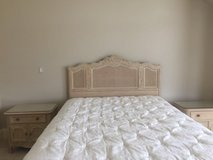 Queen 5 Piece Bed Set in Tinley Park, Illinois