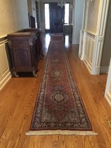 Oriental Hall Rug Runner in Tinley Park, Illinois