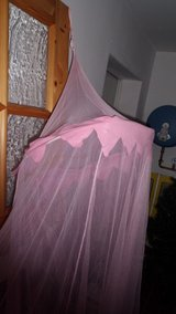 Bed netting, mosquito net, Princess net in Ramstein, Germany