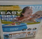 INTEX EASY SET POOL ACCESSORIES in Plainfield, Illinois
