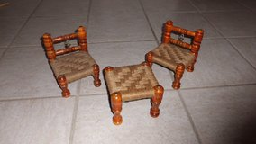 doll chair table, decor chair table in Ramstein, Germany
