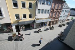 BITBURG-3 Bd/2 Full Ba + Gar City Center Apartment on the Maketplace in Spangdahlem, Germany