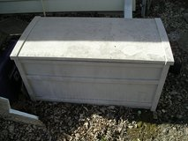 OUTDOOR PATIO OR DECK STORAGE BOX in Plainfield, Illinois