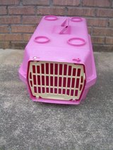 PINK PET CARRIER/CRATE--STILL AVAILABLE in Perry, Georgia