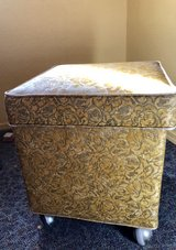 Vintage Sewing Ottoman in Alamogordo, New Mexico