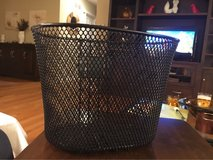 Black Mesh Bike Basket in Oswego, Illinois