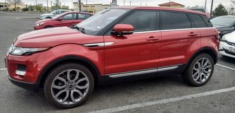 2012 Range Rover Evoque Prestige in Fort Bliss, Texas
