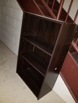 Dark Brown Book Cases in Schaumburg, Illinois
