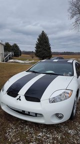 2008 Mitsubishi Eclipse in Fort Drum, New York