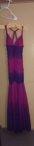 Shades of Purples , Prom / Evening Dress sz 8 in Fort Knox, Kentucky