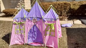 Discovery Princess Play Tent in Aurora, Illinois
