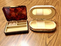Mini Jewelry Boxes for traveling in St. Charles, Illinois