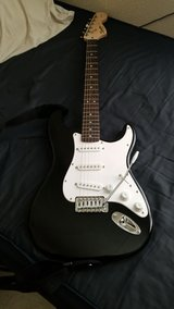Fender Guitar with amp in Fort Drum, New York