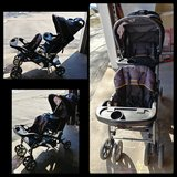 Sit n Stand Double Stroller in Fort Drum, New York