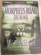 "Morpheus Road ""The Black'' by D.J. MacHale (unabridged) - Book on Cd's - in Fort Leonard Wood, Missouri"