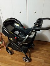Graco Stroller and Carrier in Fort Riley, Kansas