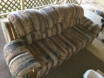 couch and rocking recliner in Leesville, Louisiana