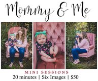 Mommy and Me mini sessions! in Perry, Georgia
