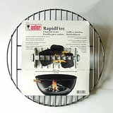WEBER #72525 KETTLE CHARCOAL GRATE, NIP RapidFire in Bolingbrook, Illinois