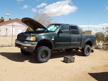 2001 F150 xlt 4x shortbed in Yucca Valley, California