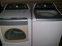 washer and dryer set 4 sale in Leesville, Louisiana