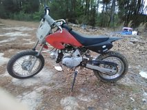 70cc youth dirt bike in Leesville, Louisiana