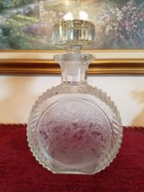 Decanter With Flowers and Birds in Clarksville, Tennessee