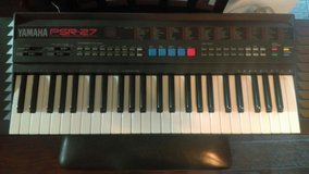Yamaha PSR-27 Keyboard in Wilmington, North Carolina