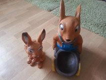 2 as set Rabbit Decoration in Ramstein, Germany