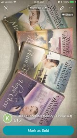 Brides of Lancaster County (4 book set) in Lakenheath, UK