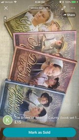 The Brides of Webster County (book set of 4) in Lakenheath, UK