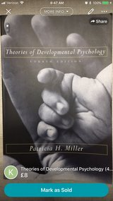 Theories of Developmental Psychology (4th Edition) in Lakenheath, UK