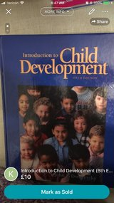 Introduction to Child Development (6th edition) in Lakenheath, UK