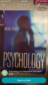 Psychology an Integrated Approach in Lakenheath, UK