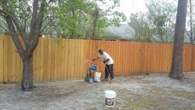 "Fence repairs/ New Installation ----- "" WE DON'T USE NAILS"" (no job to big or small) in Hinesville, Georgia"