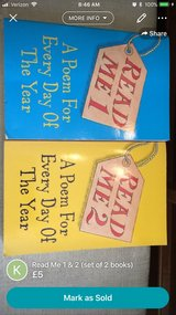 Read Me (set of 2 books) in Lakenheath, UK