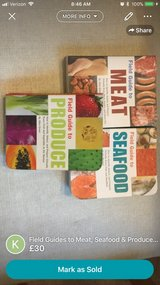 Field Guide to Meat, Seafood and Produce in Lakenheath, UK
