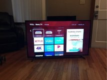 "TLC 55"" LED ROKU TV in Fort Knox, Kentucky"