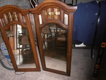 MIRRORS (2) SUPER NICE CAN BE USED FOR DRESSER OR WALL in Fort Campbell, Kentucky