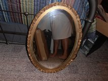 MIRROR OVAL ANTIQUE in Clarksville, Tennessee