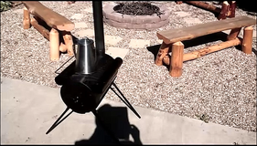 Wood Stove (Brand New) in 29 Palms, California