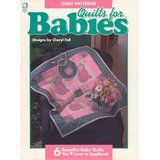 1995 BABY QUILTS TO APPLIQUE: Patterns, Projects, C. Fall booklet in Glendale Heights, Illinois
