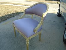 french vintage  arm chair in Schaumburg, Illinois