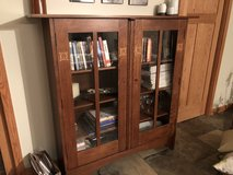 Stickley Home Office Harvey Ellis Bookcase With Inlay in Bolingbrook, Illinois