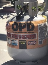 propane tank for BBQ in Las Vegas, Nevada
