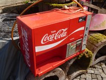 Coca Cola Dispenser in Ramstein, Germany