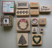 Sets of Rubber Stamps in Lakenheath, UK