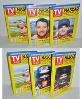 TV Guide NASCAR All Stars 2003 Collector 3-D Motion FX Gordon Earnhardt Stewart in Fort Eustis, Virginia