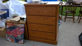 Wood dresser in Cleveland, Texas
