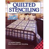1997 Quilted Stenciling Project Ideas, M Huszer Fagnant Plaid Booklet in Aurora, Illinois